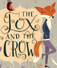 aesop's fables the fox and the crow - Google Search