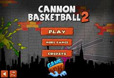 Play #CannonBasketball2. The game combines classic cannon play with competetive puzzles to give you the challenge you've never faced thus far.