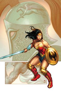 84d11f14 Wonder Woman (Rebirth) Frank Cho Variant: New. Slight pucker along middle  of binding edge. Ships securely from Michigan's new comic retailer