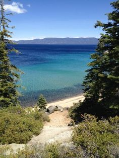DL Bliss State Park/Lester Beach/ Rubicon Point #LakeTahoe