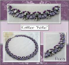 Planche Félie Metal Mat Purple