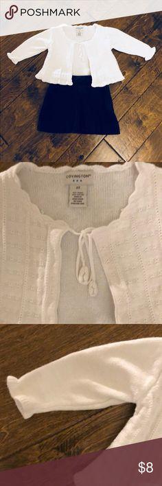 💕EUC adorable cardigan - all seasons! EUC adorable cardigan - all seasons! Covington Jackets & Coats