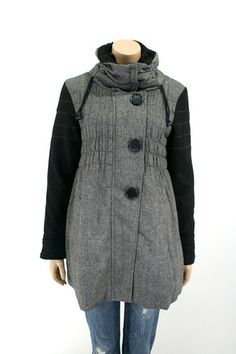 A cold day is coming Cold Day, Dress Me Up, Cosmic, Vest, Jackets, Dresses, Fashion, Down Jackets, Gowns