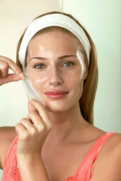 HOW TO CURE BREAKOUTS AND ACNE SCARS A fashion model recommends: Mix lemon juice and egg white together and put it on your face as a mask. Let it dry and then rinse it off with warm water. REPEAT IT ONCE A WEEK. You skin will become less oily, the breakouts will disappear and acne scars will vanish.