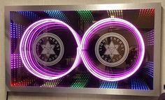 Infinity Mirror Displays and Infinity Mirror Tables Mirror Panels, Mirrors, Infinity Mirror Table, Mirror With Lights, Wall Lights, Infinity Lights, Two Way Mirror, Convex Mirror, Chasing Lights