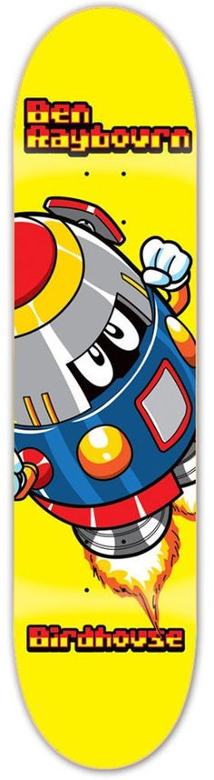Birdhouse Raybourn Rocket Board Skateboard, Skateboard Design, Skateboard Decks, Skate Decks, Skate Surf, Birdhouse Skateboards, Longboarding, Deck Design, Young Boys
