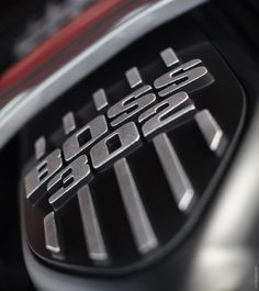 The Boss returns! Limited production 2012 Mustang Boss 302 set to become the quickest, best-handling straight-production Mustang ever offered by Ford, based on the world-class foundation provided by the 2011 Mustang GT. 2011 Mustang Gt, Ford Mustang Boss, Mustang Fastback, Car Hood Ornaments, Crate Engines, Car Badges, Pony Car, Hot Wheels, Cool Cars