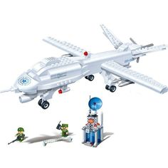 24.70$  Watch now - http://ali39p.shopchina.info/go.php?t=1504526473 - Banbao 6203 Military Series Aircraft Helicopter 308 pcs Plastic Building Block Sets Educational DIY Bricks Toys for children 24.70$ #SHOPPING