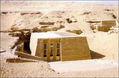 EGIPTO-ARQUITECTURA-Arquitectura funearia-Mastaba