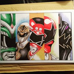 "61 Likes, 8 Comments - Brian Anstee (@briananstee6) on Instagram: ""Hamilton comic con piece I did up today of @jdfffn #fanart #fanartfriday #art #artist #powerrangers…"""