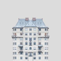 Fotografias de Zsolt Hlinka recriam as arquiteturas em torno do rio Danúbio,© Zsolt Hlinka