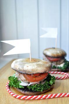 Zdrowy hamburger - Całkiem zdrowo