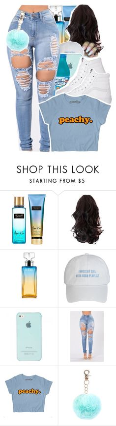 """✨"" by trxp-trxll ❤ liked on Polyvore featuring Victoria's Secret, Calvin Klein and New Look"
