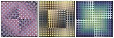 Star Series - (Victor Vasarely)