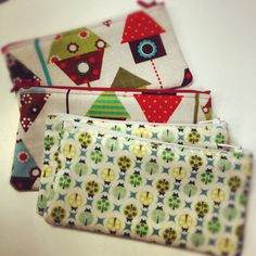 After School Sewing Club – Pencil cases