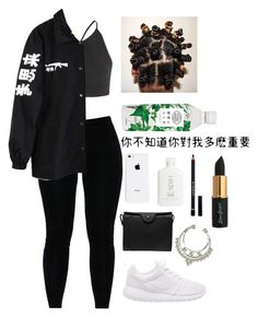 """Untitled #123"" by hoydxn ❤ liked on Polyvore featuring Motel, NIKE, Carven and Givenchy"