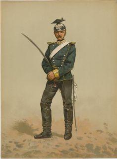 Prussia; 3rd Guard Uhlan Regt, 1870