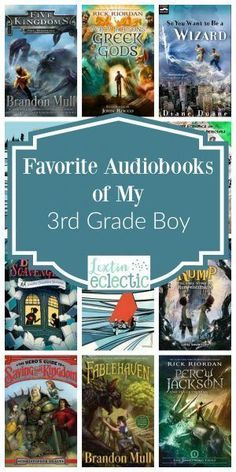 I have to tell you a funny little fact about my 9-year-old son, Tiger. He adores audiobooks. They are his absolute favorite things. Do you know what he does to get more listening time? He sets his alarm on the weekends and wakes up early just to lie in bed listening to his newest audiobook.Read more