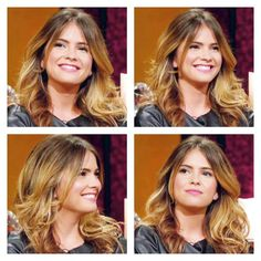 Shelley Hennig from Teen Wolf. Love the hair