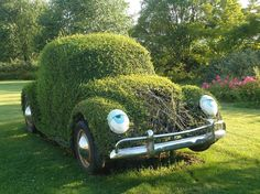 a funny car