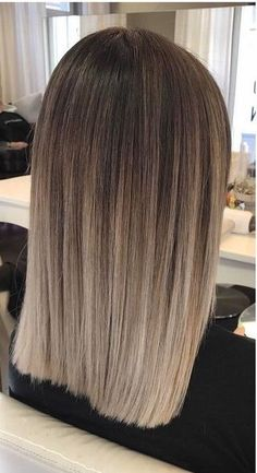 50 Hair Color Ideas For Short Hair - Color Inspirations for 2019 - With Hairstyl. - 50 Hair Color Ideas For Short Hair - Color Inspirations for 2019 - With Hairstyl. 50 Hair Color Ideas For Short Hair - Color Inspirations for 2019 - With Hairstyle. Ombre Hair Color, Cool Hair Color, Short Hair Colors, Ombre On Short Hair, Balyage Short Hair, Hair Color Ideas, Hair Color Balayage, Bayalage On Straight Hair, Short Hair With Color
