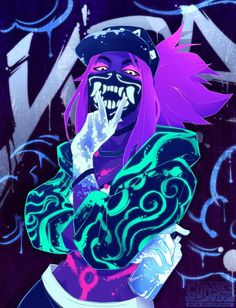 Kda Akali Seriously I Dont Even Play League But This Was Just