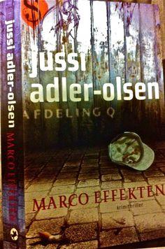 marcoeffekten - Jussi Adler-Olsen
