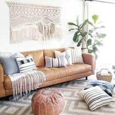 69 Trendy Home Decored Bohemian Modern Moroccan Style Modern Moroccan Decor, Moroccan Decor Living Room, Morrocan Decor, Moroccan Bedroom, Moroccan Interiors, Boho Living Room, Modern Decor, Living Room Decor, Bedroom Decor
