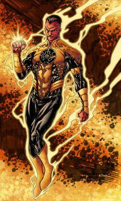Yellow Lantern - Sinestro