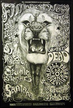 Santana, Grateful Dead