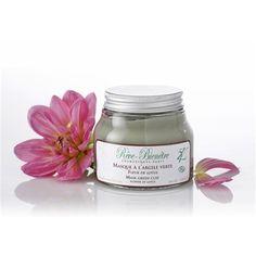 Argile verte 100 ml a la fleur de lotus - Rêve_Bienêtre - Ref: 1232264 | Brandalley