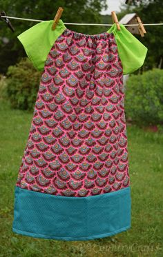 PACountryCrafts: Peasant Dress Quick Sewing Tutorial