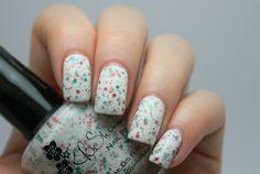 KBShimmer - Holly Back Girl Nail Art, Random, Nails, Winter, Beauty, Finger Nails, Winter Time, Ongles, Nail Arts