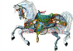 images of carousel horses | Carousel Horse