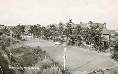 Noorderweg, komende vanaf de 'kleine spoorbomen' - richting viaduct