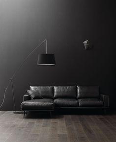 Carlton sofa #boconcept