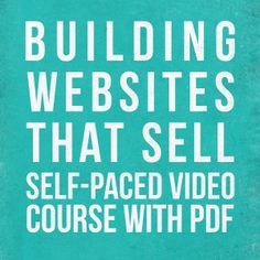 Have you ever wanted to have your own website to sell your handcrafted goods, but just can't afford the fees of a good webmaster to build the site for you? I have the answer. You'll be surprised how easy it is to build your own website. If you can follow a recipe or step by step instructions, you can follow the simple steps necessary to completely build your own website with a storefront and shopping cart - from scratch.See the sample site at Glorious Bags.  Continue reading →