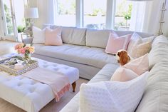 Loveliest Looks of Summer Home Tour - Fashion, Decor, and Food! Home Decor Inspiration, Design Inspiration, Kitchen Inspiration, Restoration Hardware Furniture, French Country House, House Tours, Living Spaces, Living Rooms, Family Room