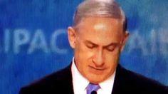 Netanyahu Speaks At AIPAC
