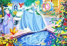 cinderella disney character | Walt Disney Characters Walt Disney Wallpapers - Cinderella