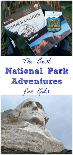 Wonderful science, nature & history activities for kids at the National Parks -- and they're all FREE!