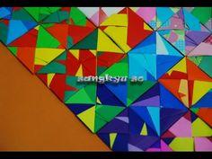 Origami Mosaic ttakji 13