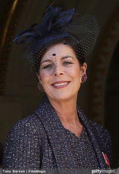 Princess Caroline, November 19, 2014   Royal Hats