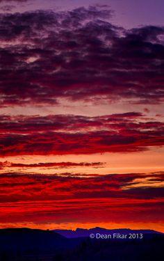 Sunrise in Grand Teton National Park, Wyoming; photo by dfikar