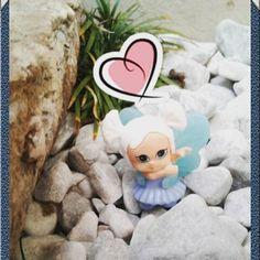 #365daysofmemories #2016: Day 46 - found a fairy in the garden today #lifewithtyla #MondaysRfun2