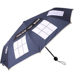 Doctor Who - TARDIS Umbrella by Ikon Collectables