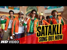 This is unbelievable and unheard of at least as far as Bollywood film release is concerned. Makers of Happy New Year us eyeing around reco. Shah Rukh Khan Movies, Shahrukh Khan, New Years Song, Happy New Year 2014, Party Songs, Music Video Song, Music Videos, Indian Music, Song List