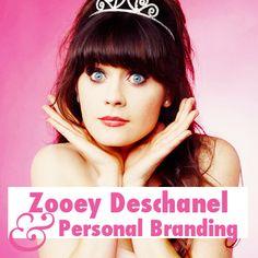 Personal Branding Tips From Zooey Deschanel