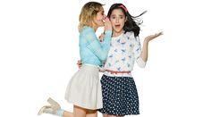 Francesca e Violetta