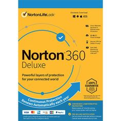 Norton is one of the leading antivirus software and it has everything one could ask for in antivirus software. Online security is no more an option but has become a necessity now, as one cannot take the risk of browsing online without antivirus installed in the system. Avoiding antivirus software can cause a significant loss. #Norton360Deluxe #Norton360Premium #Norton360Standard #NortonAntivirusUK/EU/AU #NortonSecurityPremium Contrôle Parental, Parental Control, Ios, Android, Norton 360, Norton Security, Norton Antivirus, Windows Defender, Password Manager